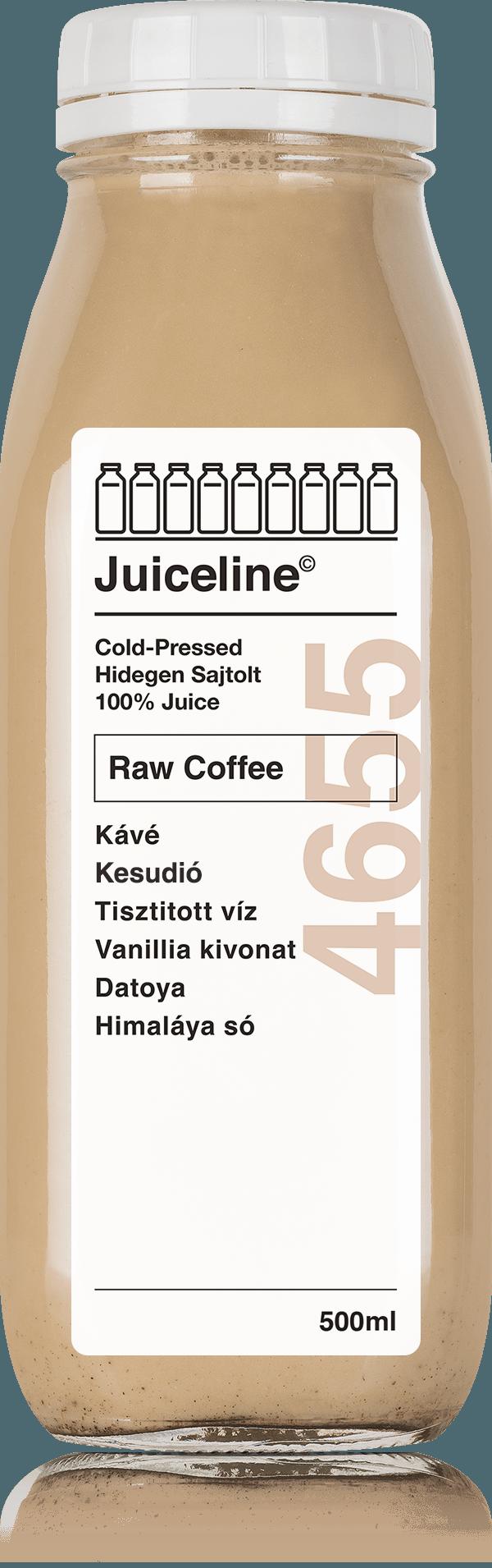 4655 Raw Coffee